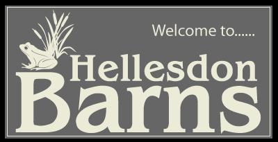 Hellesdon Barns Garden Centre, Logo